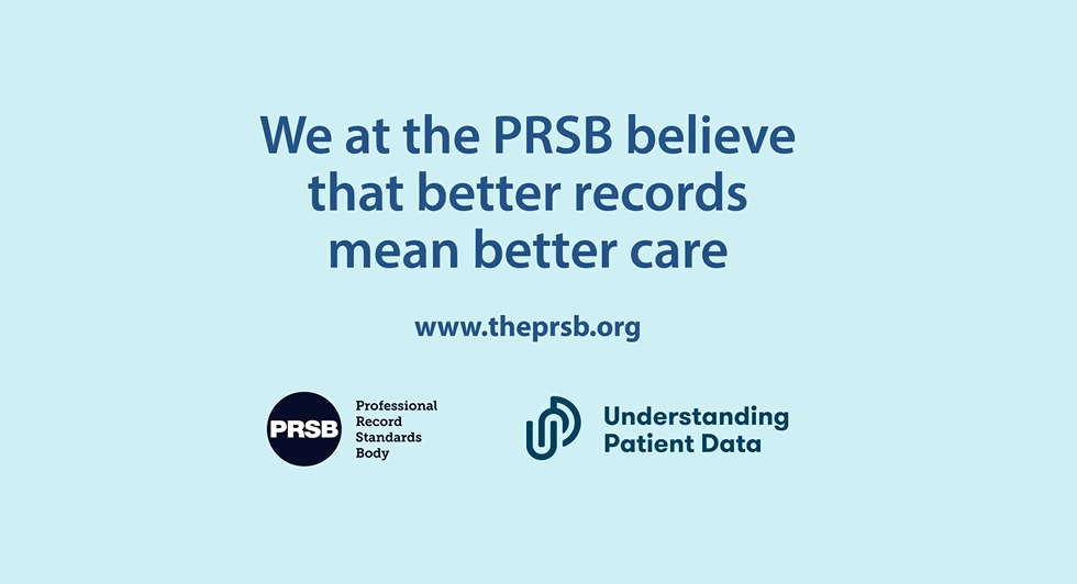 PRSBWatch the PRSB's new video on YouTube discussing the importance of sharing care records. Find out more